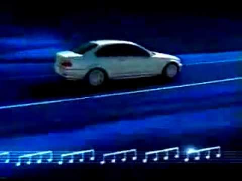 BMW 3 Series Commercial (BMW E46 Coupe 2000)