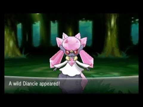 comment trouver volcanion dans pokemon y