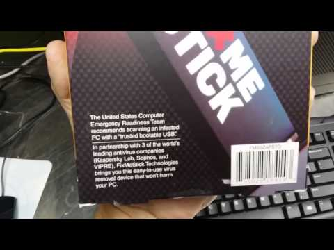 FixMeStick Review by a Computer Technician.