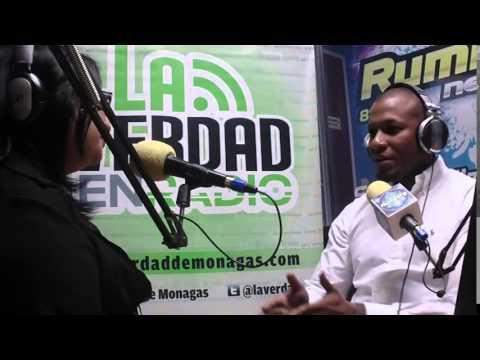 Entrevista a Edward Carabali en La Verdad en Radio