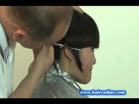 bowl cut - Full Length video can be purchased from http://haircutbar.com or http://Asiancut.co If you like our sample video clip, please give us a thumb up. Thanks.