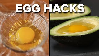 Egg Hacks That Will Make You A Breakfast Pro by Tasty