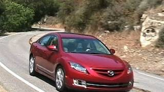 Roadfly.com - 2009 Mazda 6 Review&Test Drive