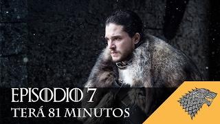 Confira as novidades da produção de Game Of Thrones! HBO revela a minutagem dos episódios da temporada 7, e o último episódio é o maior já feito! Também fora...
