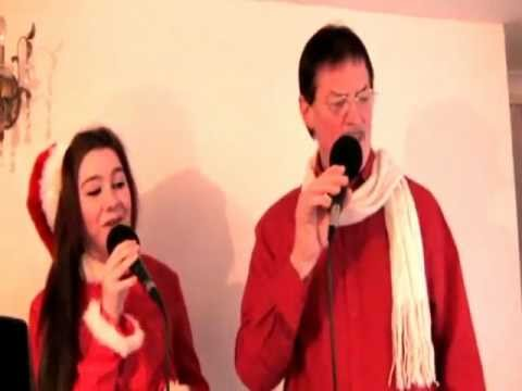 Baby it's cold outside/White Christmas Chanelle & Dave Rawlinson