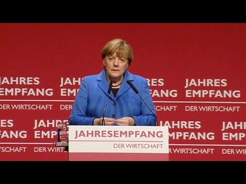 """Μέρκελ: """"H Ευρώπη είναι ευάλωτη εξαιτίας της μεταναστευτικής κρίσης"""""""