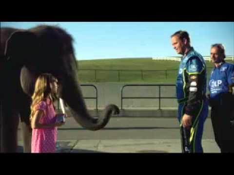 DLP Commercial 'Nascar'