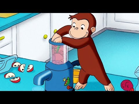 Curious George 405 | Juicy George | Full Episode | HD | Cartoons For Children