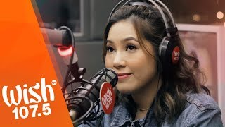 "Download Lagu Moira Dela Torre performs ""Titibo-Tibo"" LIVE on Wish 107.5 Bus Mp3"