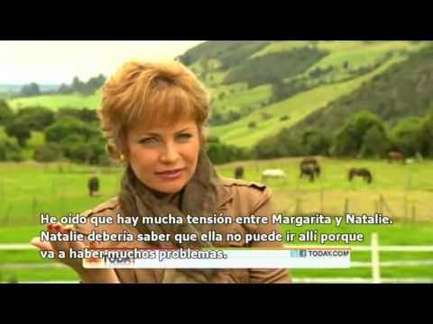 Natalie Morales conta de la novela Los Herederos del Monte con los sub esp