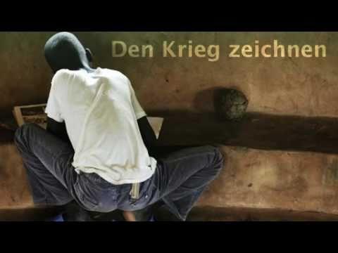 DR Kongo: den Krieg Zeichnen