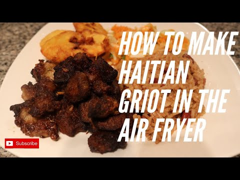 How to Make the Best Haitian Griot - Easy Beginner Recipe