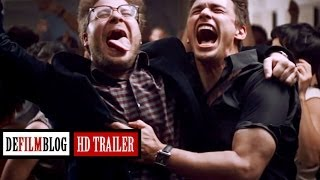 The Interview (2014) Official HD Trailer [1080p]