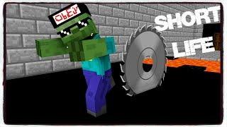 Video Monster School : SHORT LIFE CHALLENGE - Minecraft Animation MP3, 3GP, MP4, WEBM, AVI, FLV Juli 2018