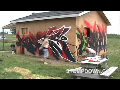 "SKI MASK – SDK #425 Stompdown Killaz Paintball *** Song: ""Winnipeg Boy"" by Winnipeg's Most"