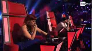 Nonton The Voice of Italy 2014 - Tommaso Pini (Blind Audition) Film Subtitle Indonesia Streaming Movie Download