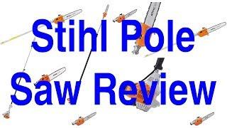 5. Stihl Pole Saw Review