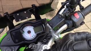 10. Kawasaki Versys 2008 - starting issues.