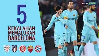Video Fans Madrid Boleh Bangga! Inilah 5 Momen Kekalahan Paling Memalukan Barcelona ● Starting Eleven MP3, 3GP, MP4, WEBM, AVI, FLV Juni 2018