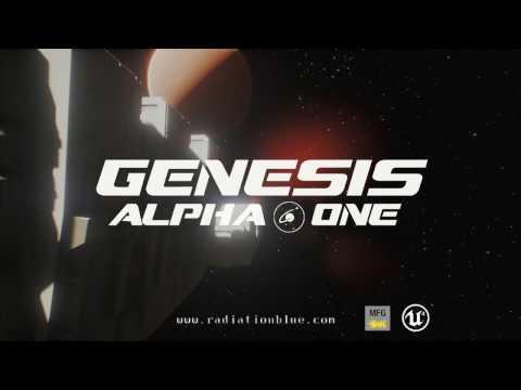 Genesis Alpha One #1