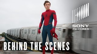 VIDEO: SPIDER-MAN: HOMECOMING – Spidey Suit Featurette