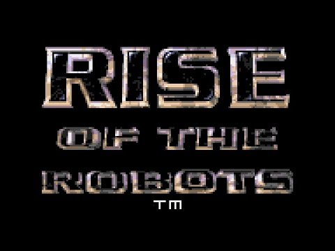 Rise of the Robots Game Boy
