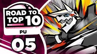 Pokemon Showdown Road to Top Ten: Pokemon Ultra Sun & Moon PU w/ PokeaimMD #5 by PokeaimMD