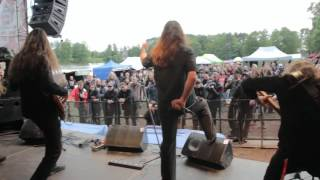 Video Return to Innocence live @ MetalGate Czech Death Fest 2016