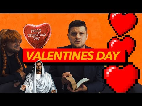 Christian Valentines Day - Funny Bible Relationships