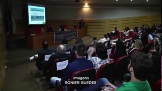 1a Jornada de Direito Penal de RO 2017 acontece em Porto Velho de 03 a 05 de maioConteúdo da SICTV, afiliada RecordTV em Rondônia.- Repórter: Sáimon Rio- Cinegrafista: Ronier Guedes.(SICTV-RECORD)