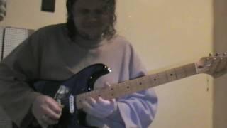 Video Jam na novýho Stratocastera