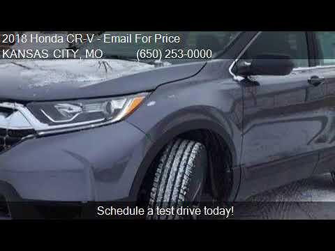 2018 Honda CR-V LX AWD 4dr SUV for sale in KANSAS CITY, MO 6