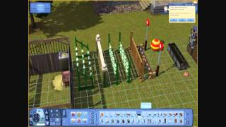 The Sims 3: Pets Expansion Pack - Item&Lot Showcase