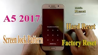 Nonton Hard Reset Galaxy A5 2017 Bypass Screen Lock Pattern  Film Subtitle Indonesia Streaming Movie Download
