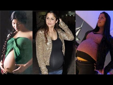 Bollywood Actresses PREGNANT Before Marriage | Latest Bollywood Gossip 2014 |