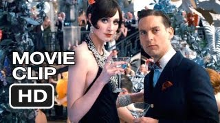 Nonton The Great Gatsby Movie Clip   Who Is This  Gatsby   2013    Leonardo Dicaprio Movie Hd Film Subtitle Indonesia Streaming Movie Download