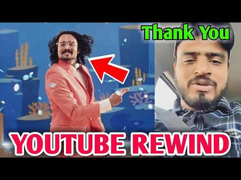 Indian YouTubers In YouTube Rewind 2018 - BB Ki Vines | Amit Bhadana Achievement | Logan PewDiePie |