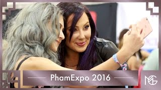 PhamExpo 2016 and Makeup Geek INC 500 Party by Makeup Geek