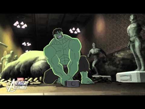 Marvel's Avengers Assemble 1.02 (Clip)