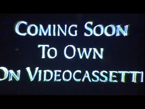 Opening to Scream 1997 VHS (Halloween Version) Part 2