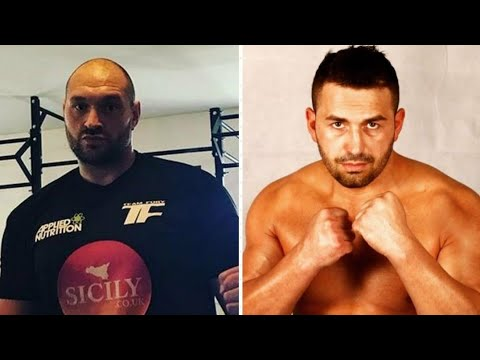 Tyson Fury vs Sefer Seferi - June 9th - Heavyweight Boxing Talk!!!