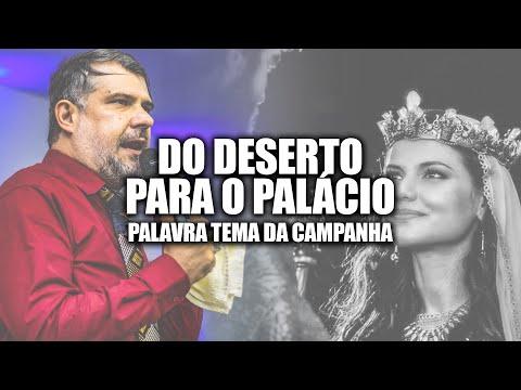 Ap Rodrigo Salgado I Do deserto para o Palácio