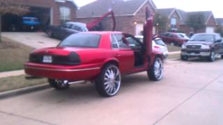 Video Candy Red Crown Vic On 28's MP3, 3GP, MP4, WEBM, AVI, FLV Agustus 2019