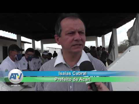 Acari é o primeiro município do RN a implantar o projeto Lixo Zero, através da empresa Pactual