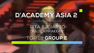 Download Lagu Rita Sugiarto - Kau Campakkan (D'Academy Asia 2) Mp3