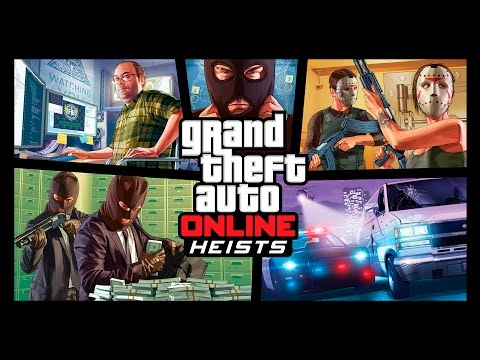 Grand Theft Auto Online: трейлер \