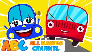 Wheels On The Bus | Nursery Rhymes | 100 Minutes Compilation | All Babies Channel