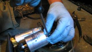 8. How to Change Fuel Filter & Pump on BMW 1150GS Motorcycle