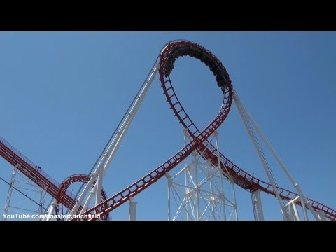 offride - Offride / RAW footage of Viper at Six Flags Magic Mountain in Valencia, CA. Watch in Full HD 1080p! Opened: April 7, 1990 Cost: $8000000 Type: Steel Manufa...