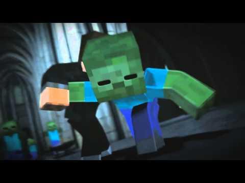 [LGPM] Minecraft Animation:ตำนาน Hero Brine [FIX HD]
